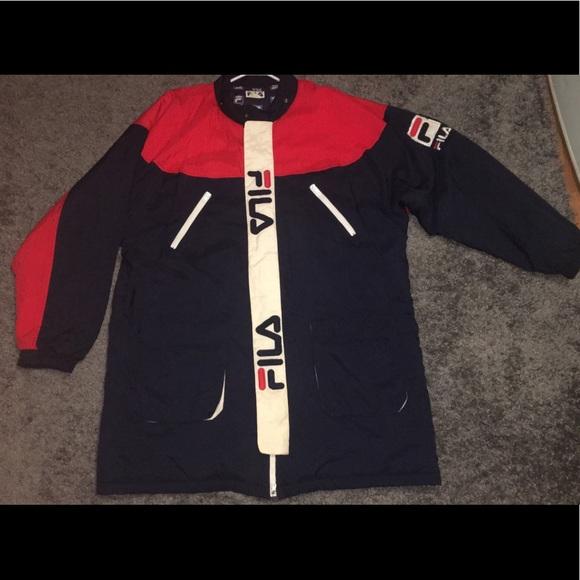 269e712fb18b Fila Jackets & Coats | Jacket | Poshmark